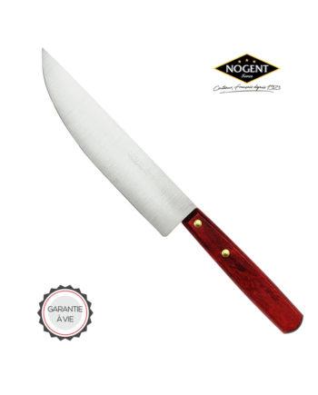 Les grands couteaux de découpe sont essentiels pour faire la découpe lors du repas du dimanche