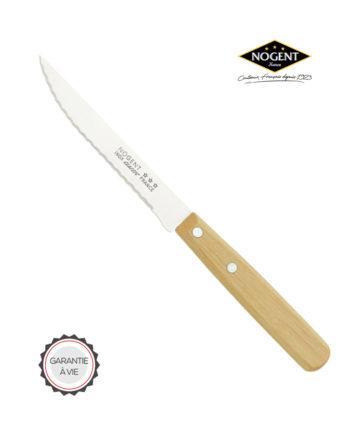 Couteau avec dents signé Nogent ***