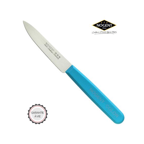 Couteau d'office en polypropylène de couleur