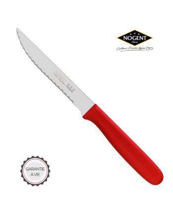 Couteau à steak en plastique