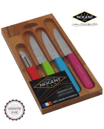 Les couteaux pour lave vaisselle Nogent***