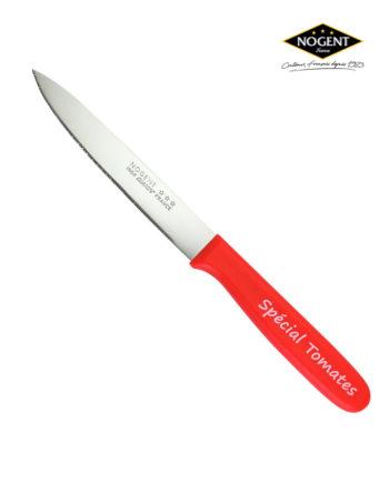 Couteau à tomates en plastique Nogent***
