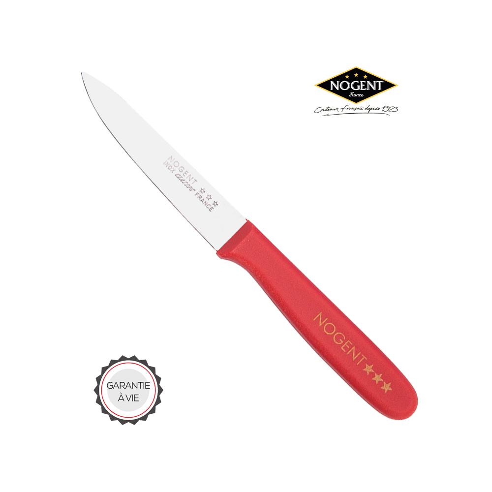 Couteau d'office de couleur