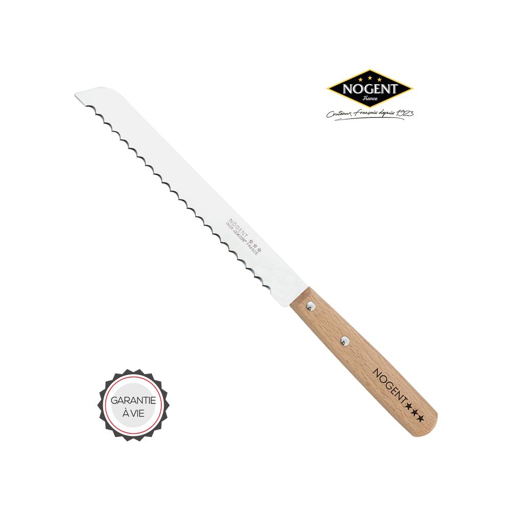 Le meilleur couteau à pain c'est Nogent*** évidemment !