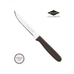 Couteau à viande en plastique polypropylène de couleur taupe Nogent***