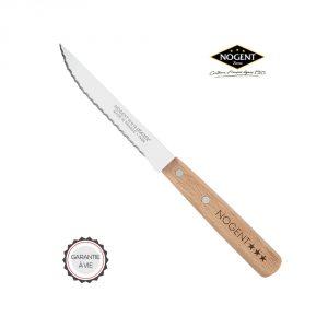 couteau-pour-steack-classique-lame-crantée-bois-nogent