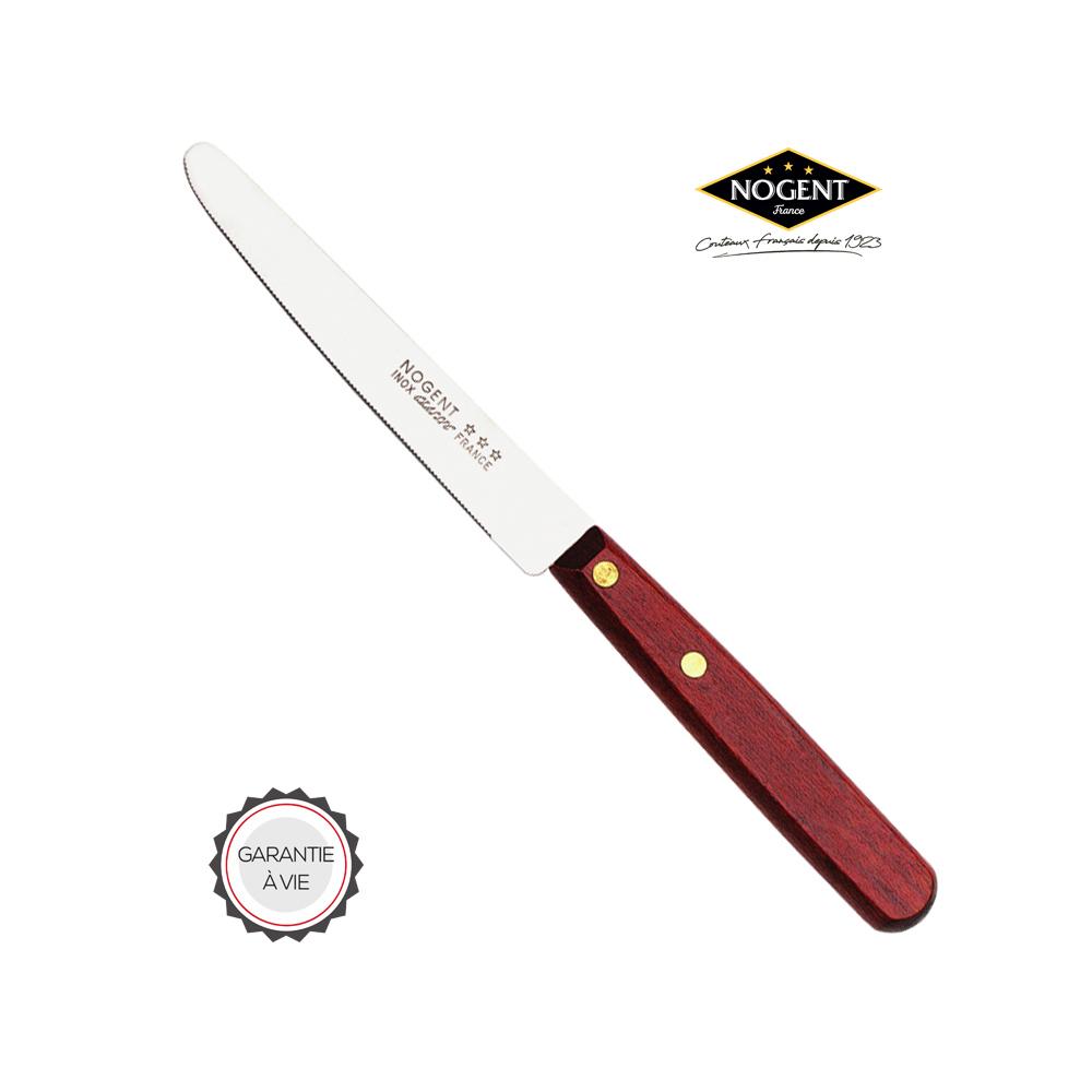 couteau à bout rond nogent***