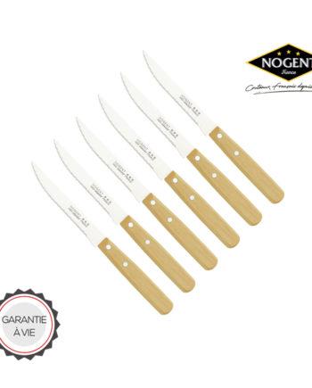 Les couteaux pour viandes Nogent***