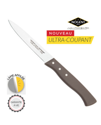 Knife that cuts Nogent ***