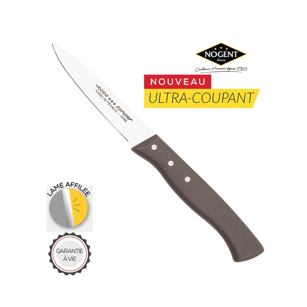 Le vrai couteau avec une lame affilée c'est Nogent*** !