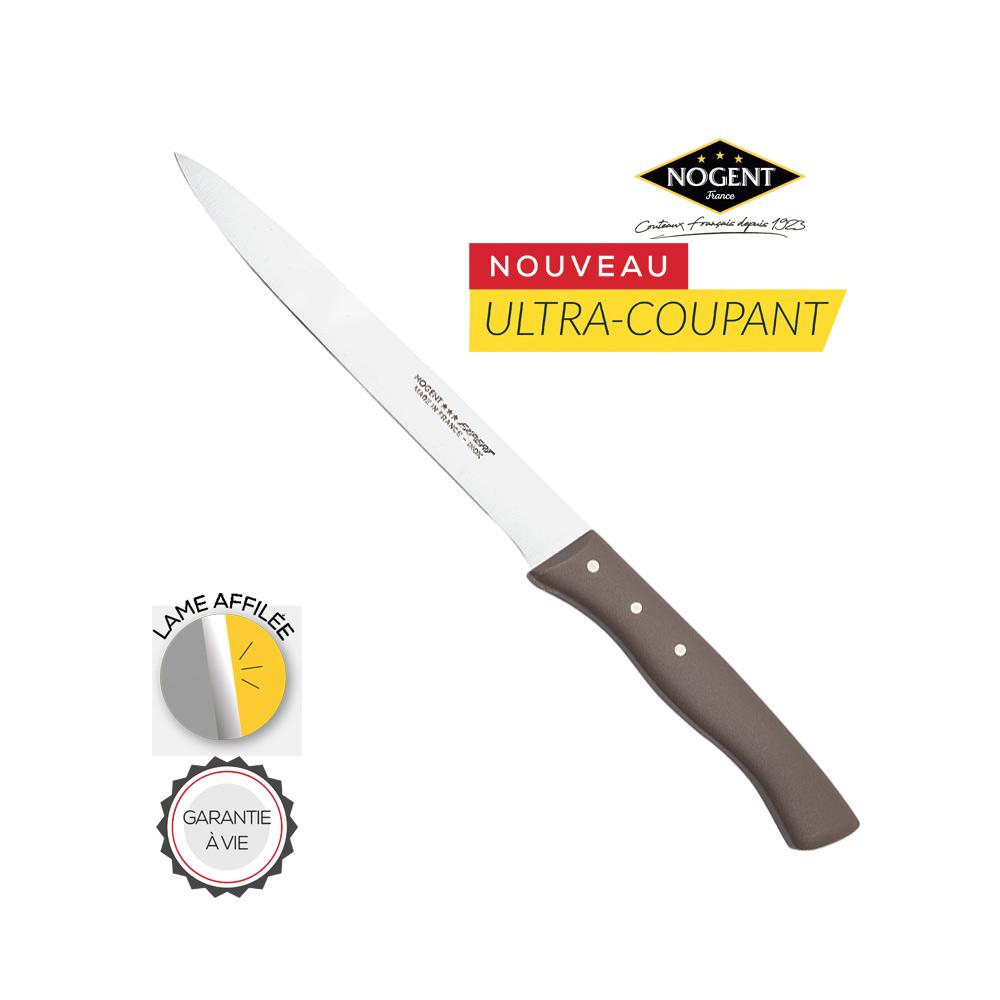 Large blade for slicing knife Nogent ***