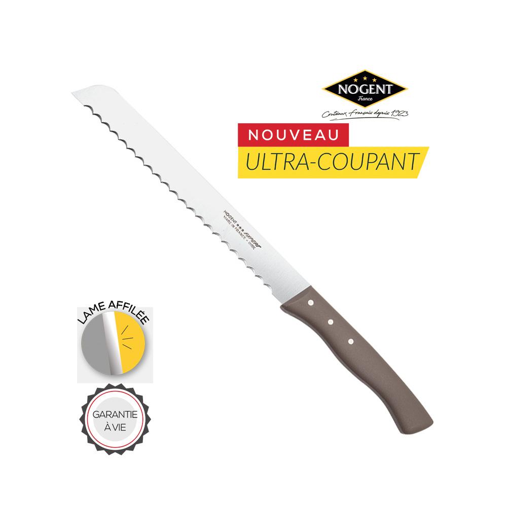 C'est le moment de craquer pour le couteau à pain signé Nogent ***