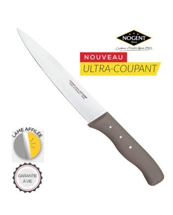 Découvrez ce couteau pour les cuisiniers Nogent ***