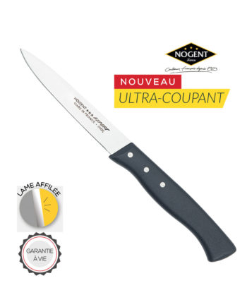 paring knife plastic handle Nogent ***