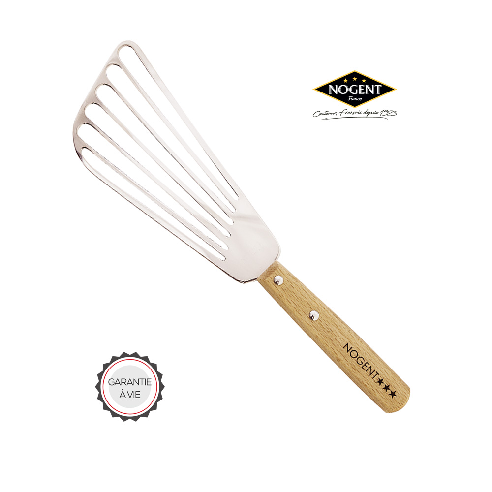 Discover the new Nogent *** spatula in beech