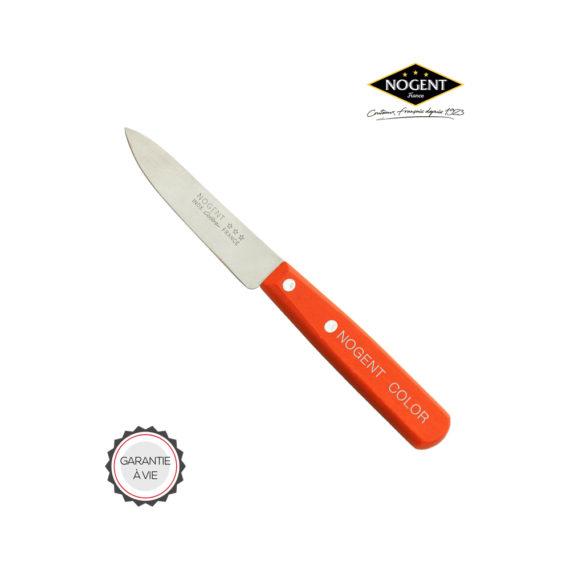 Couteau orange par Nogent***