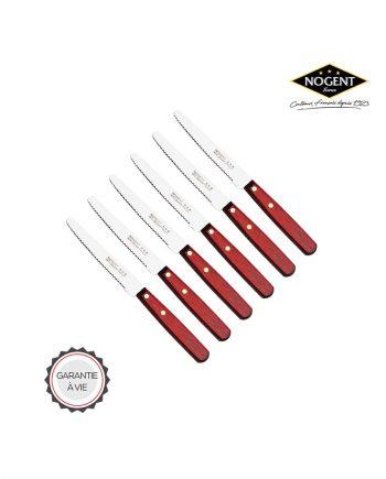 Couteaux pour la table Nogent***