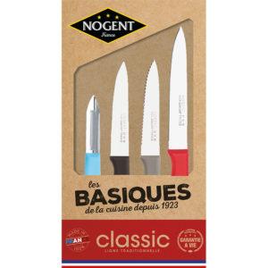Les basiques en couleur avec Nogent***