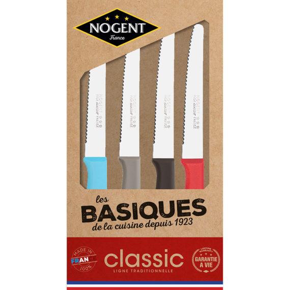 Des couteaux de table Nogent***