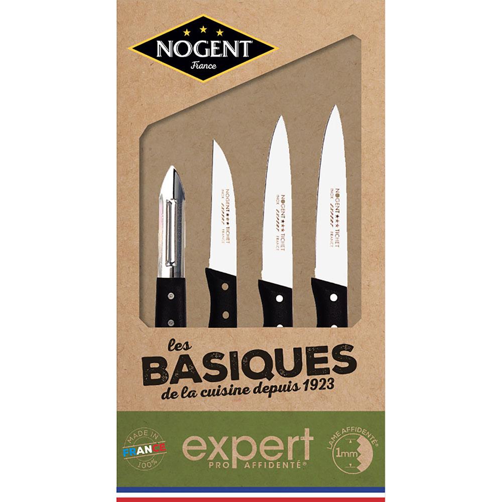 Les couteaux pour experts sont signés Nogent***