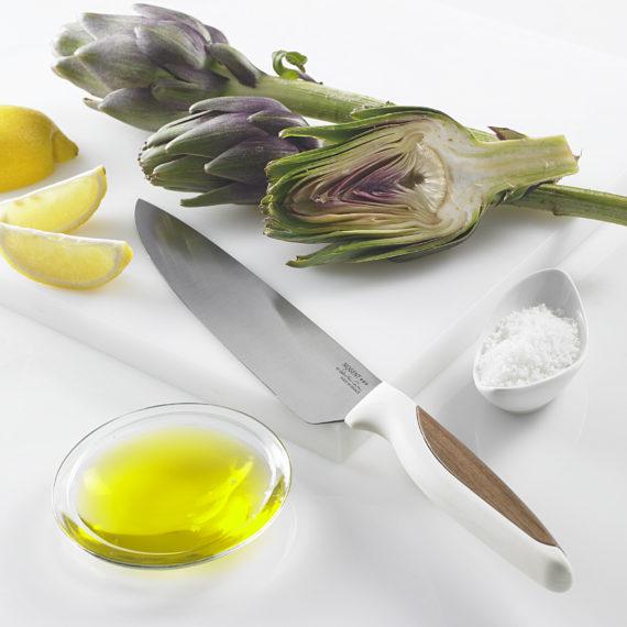 Le couteau de chef de la gamme profile par Nogent***
