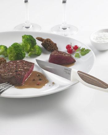 Découvrez le couteau à steak Profile !