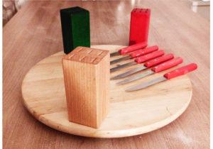 Un bloc en bois offert avec Nogent***