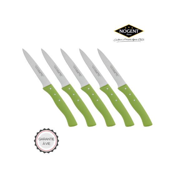 Des couteaux fabriqués en France c'est possible grâce à Nogent ***