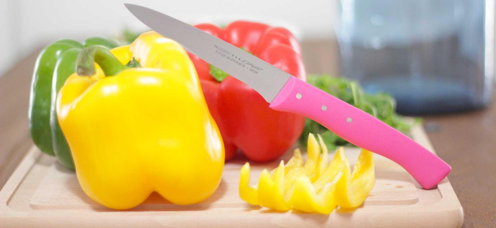 Couteaux à Grillades de la gamme Expert signé Nogent ***