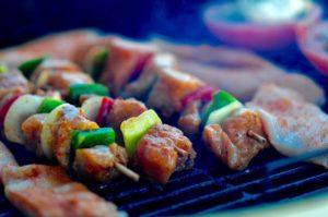 Barbecue Nogent ***