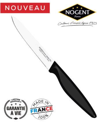 Couteau Office cranté 11cm Nogent classic pro